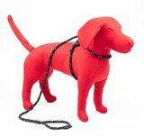 Harness Lead Red REFLECTIVE anti trek / anti ontsnap systeem