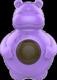Gigwi Belly Bites Nijlpaard - S - Paars