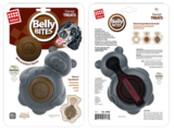 Gigwi Belly Bites Beer - M/L - Grijs