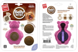 Gigwi Belly Bites Beer - S - Roze