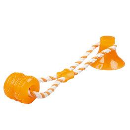 Tug `n chew toy Oranje 40x10,3x10,3cm
