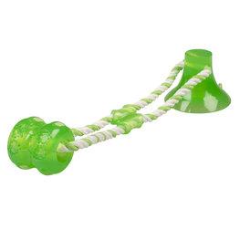 Tug `n chew toy Groen 40x10,3x10,3cm