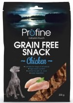 Profine Grain Free Snack Kip 200gr