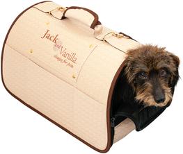 Jack & Vanilla Classy Pet Carrier Beige