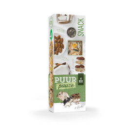 Puur pauze sticks noten 110GR