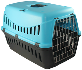 Bergamo Gipsy Pet Carrier - blauw