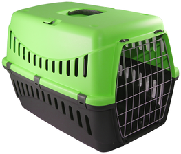 Bergamo Gipsy Pet Carrier - groen