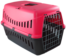 Bergamo Gipsy Pet Carrier - roze