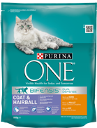 One Coat & hairball kip 800gr