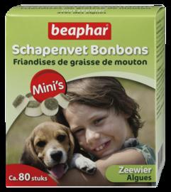 Schapenvet Bonbons Mini's Zeewier 80st