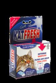 Katfresh Geurfilter Kattenbak