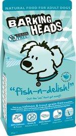 Barking Heads Fish-n-Delish graanvrij hondenvoer