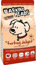 Barking Heads Turkey Delight graanvrij hondenvoer