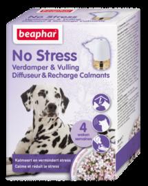 Beaphar No Stress Verdamper & Vulling hond