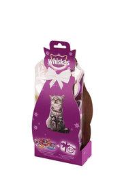 Whiskas Kerstmis Kado - 3 Snacks Kat