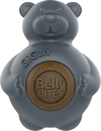Gigwi Belly Bites Beer - M/L - Grijs