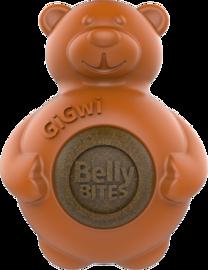 Gigwi Belly Bites Beer - M/L - Bruin