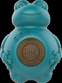 Gigwi Belly Bites Kikker - M/L - Donkerblauw
