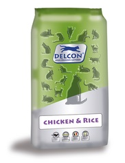 Delcon Adult Chicken & Rice 10kg