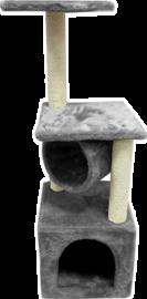 Jack And Vanilla Cat Tree Jafar Grey - Krabpaal