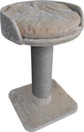 Jack And Vanilla Cat Tree Kiara Beige - Krabpaal