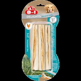 8IN1 Delights Dental Sticks - 3st