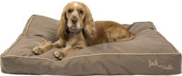 Jack & Vanilla House Of Color Dogbed Brown - Hondenkussen