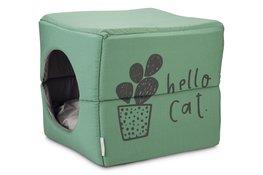 Kattenhuisje Boxi Groen