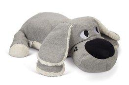 Puppy XL Knuffel Boomba - Grijs