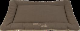 Jack And Vanilla Pure Cotton Benchkussen Zand/Bruin