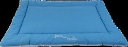 Jack And Vanilla Pure Cotton Benchkussen Lichtblauw/Petrol