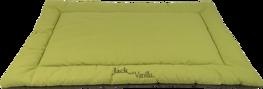 Jack And Vanilla Pure Cotton Benchkussen Groen/Kaki