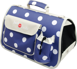 Jack And Vanilla House Of Colors Pet Carrier - Draagtas - Blauw
