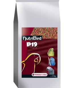 Nutribird P19 Tropical 10kg