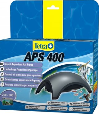 Tetra TEC APS400 Luchtpomp zwart
