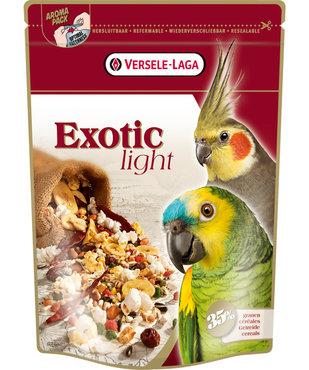 Papegaaien Exotic Light 750gr