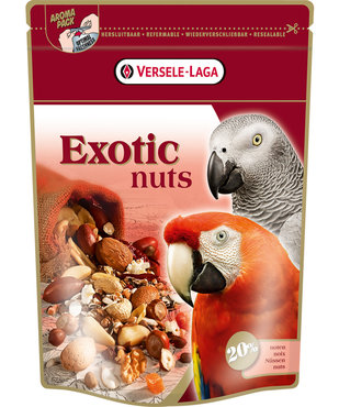 Papegaaien Exotic Nuts Mix 750gr