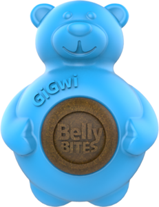 Gigwi Belly Bites Beer - S - Blauw