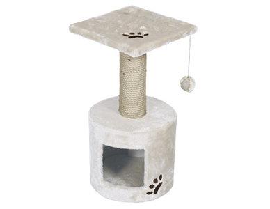 Kattenklim Bongo Gebroken Wit - 30x30x59cm